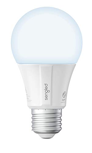 Sengled Smart Light Bulb, Smart Bulbs that Work with Alexa & Google Home (Smart Hub Required), Smart Bulb A19 Alexa Light Bulbs, Smart LED  Daylight (5000K), 60W Equivalent, 800LM (1 Pack)