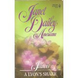 A Lyon's Share, Janet Dailey, 037321913X