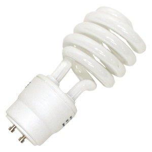 Sylvania 29947 - CF23EL/GU24/827/BL Twist Style Twist and Lock Base Compact Fluorescent Light Bulb ()
