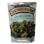 Chatham Village Garden Herb Croutons 12x 5 Oz