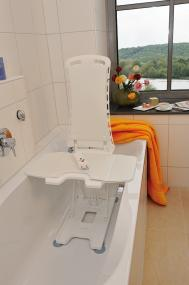 Amazon Com Drive Medical Bellavita Auto Bath Lifter