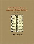 Student Solutions Manual to Accompany General Chemistry: RSC