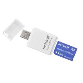 UPC 619659030247, Sandisk MSPD 4096MB w/Reader