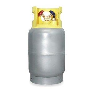 Industrial Grade 4LZH2 Refrigerant Recovery Cylinder, 30 - Sauce Ratings Barbecue