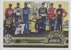Tony Stewart; Greg Biffle; Rusty Wallace; Jimmie Johnson; Kurt Busch; Mark Martin; (Rusty Wallace Card)