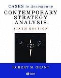 Cases to Accompany Contemporary Strategy Analysis Sixth edition pdf