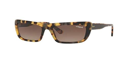 Vogue 0VO5283S Gafas de sol, Yellow Havana, 54 para Mujer ...