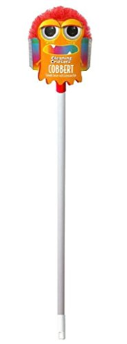 Ettore 32000 Cobbert Cobweb Duster with Extension Pole