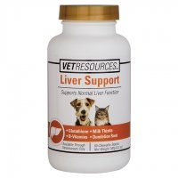 VetResources Liver Support Tablets (60 count)