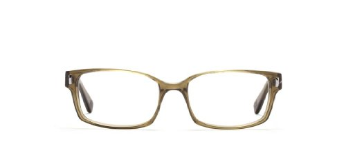 7 For All Mankind Men's 719 Olive Frame Glasses - 54mm width - Frames 7 All Mankind For