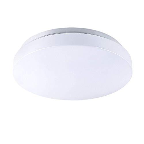 Led Flush Mount Ceiling Light - 10W Waterproof Dimmable LED Ceiling Light for Bedroom Bathroom Hallway Office Corridor, Cold White(5000K) by Smart&green Lighting