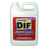 Zinsser 2481 DIF Wallpaper Stripper Liquid Ready To Use No Drip 1 Gallon with Spray Nozzle