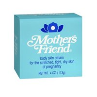 Mothers Friend Body Skin Cream 4 oz (Pack of 2) by Mother's Friend (Image #1)