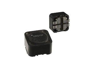 5 item BUSSMANN DRQ127-101-R DRQ Series 100 uH /±20/% Tolerance 1.96 A Shielded SMT Power Inductor s
