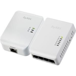 Pla4225 Powerline Kit 500Mbps 4Port Gigabit - Model#: PLA422