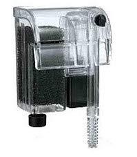 PCMOVILES Filtro De Mochila de 3,5w y 380 litros Hora para acuarios de hasta