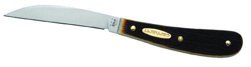 Case Cutlery 36315 Desk Knife with Sheath Jigged Bone Handle, Rich (Jigged Bone Finish Handle)