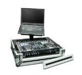 Road Ready RRDNMC6000L Integrated Laptop Case for The Denon DN-MC6000 [並行輸入品]   B07MKX2G5T