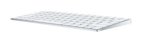 - Apple Wireless Magic Keyboard 2, Silver (MLA22LL/A) - (Renewed)