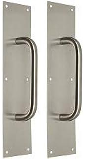 Amazon.com: Rockwood 107 x 70C.32D placa de tirador de acero ...
