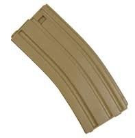 Elite Force M4/M16 140rd Midcap Airsoft Magazine Tan