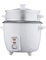 Brentwood Ts-480S 15 Cup Rice Cooker. Steamer 900W Nonstick Home. Garden