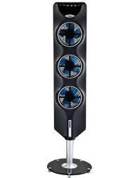 Ozeri 3x Tower Fan - Energy Star Qualified - Best Tower Fan Quiet
