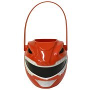 (Power Ranger - Figural Plastic Pail - Children Candy, Halloween Trick or Treat)