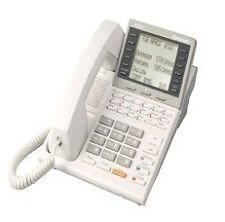 Systems Kx Telephone Td (Panasonic KX-T7235-W White Phone)