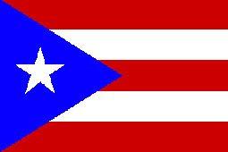 Novelties Direct-Puerto Rico Bandiera 1, 5x 0, 9m (100% poliestere) con occhielli per appendere Worldwide