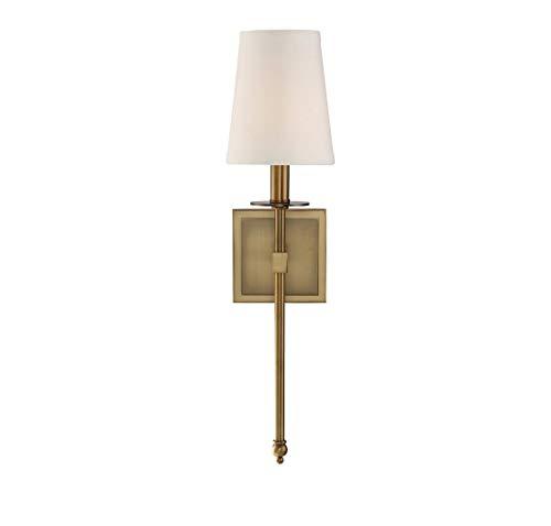 Savoy House 9-302-1-322 Monroe 1-Light Sconce in Warm Brass