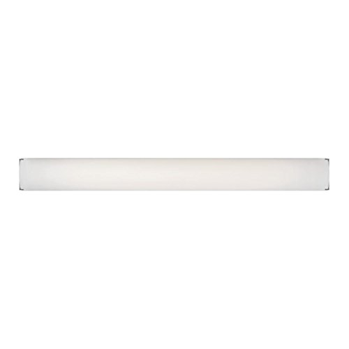 Philips Forecast F348336U Edge Bath Light, Satin Nickel