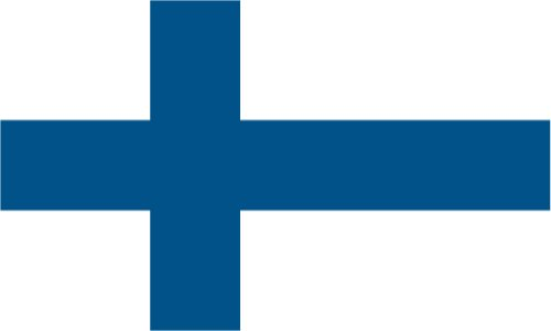 Shoe String King SSK Finland Outdoor Flag - Large 3' x 5', W