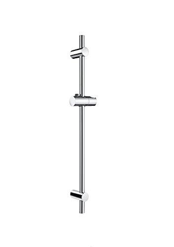 Roca - Barra de ducha de 700 mm regulable en altura, con soporte regulable para ducha de mano . Duchas y rociadores. Ref. A5B3450C00