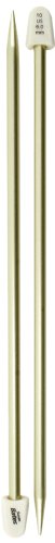 2.75mm Susan Bates 10-Inch Silvalume Single Point Knitting Needle Silver Pink