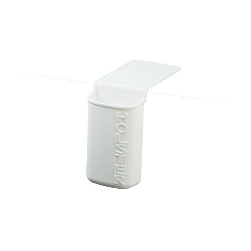 Holster Brands Lil' Holster Store Anything Storage Holder, Any, White ()