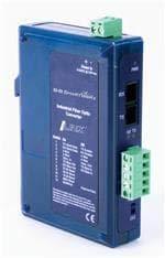 Ind 232/422/485 To Single-mode Fiber, St, Din Rail ()