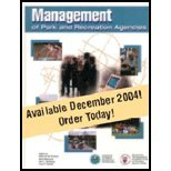 Management of Park and Recreation Agencies, 2nd Edition, Betty van der Smissen, Merry Moiseichik, V. Hartenberg, 0975892630