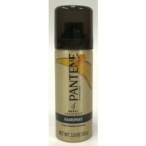 Pantene Pro-V Extra Strong Hold Hair Spray, Trial Size, 1 Ou