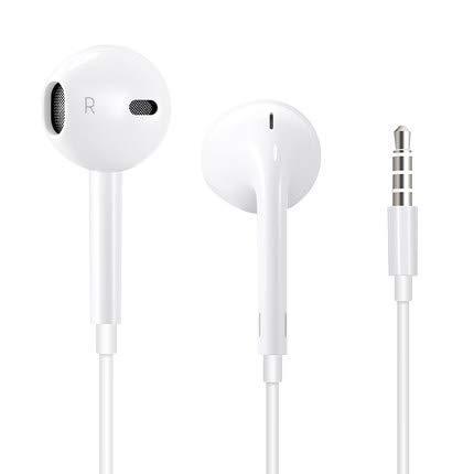 Joyguard Headphones/Earbuds/Earphones,iPhone6/6s Premium in-Ear Wired Earphones with Remote & Mic Compatible iPhone 6s/plus/6/5s/se/5c/iPad/Samsung/Huawei/Sony/Earphones (Best Earphones With Remote)
