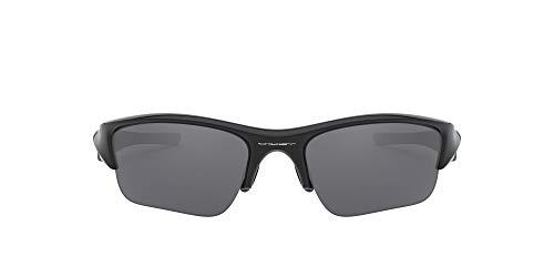 Oakley Men's Flak Jacket Non-Polarized XLJ Sunglasses,Jet Black Frame/Black Lens,one size