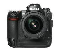 Nikon D2X DSLR 12.4 MP Camera - Battery Camera D1x Digital