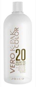 Joico Vero K-Pak Veroxide Developer Cream, 32 Ounce Mainspring America Inc. DBA Direct Cosmetics