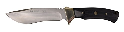 Puma-SGB-Nomad-Micarta-Hunting-Knife-with-Ballistic-Nylon-Sheath
