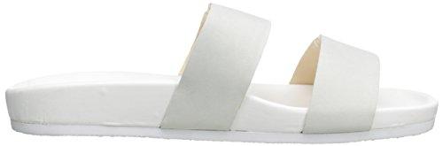 Bianco Nubuck West Zine Donna Nine Sandal X1wxqST