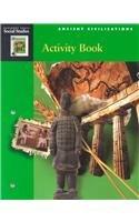 Ancient Civilizations Activity Book  (Harcourt Brace Social (Ancient Civilizations Activities)