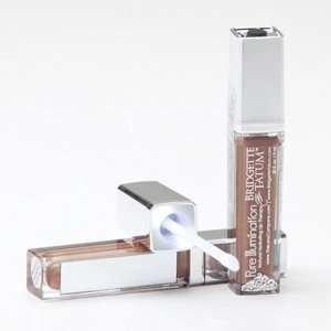 The Lano Company Lip Gloss Light Up Push Button, Premier Pink, 0.25 Fluid (Lip Gloss Light Mirror)