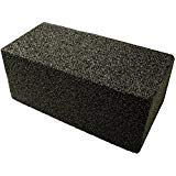 Griddle King Supply Grill Cleaning Brick. Cleans & Sanitizes Restaurant Flat Top Grills or Griddles.