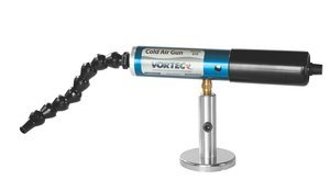 Model 610 Adjustable Cold Air Gun with Magnetic Base & Filter ()