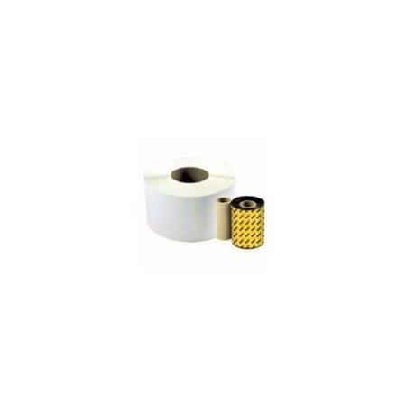 Wasp Wwx Wax (Wasp Technologies 633808431167 Wasp Wwx 4.33 X 820 Wax Ribbon For 305 WLM)
